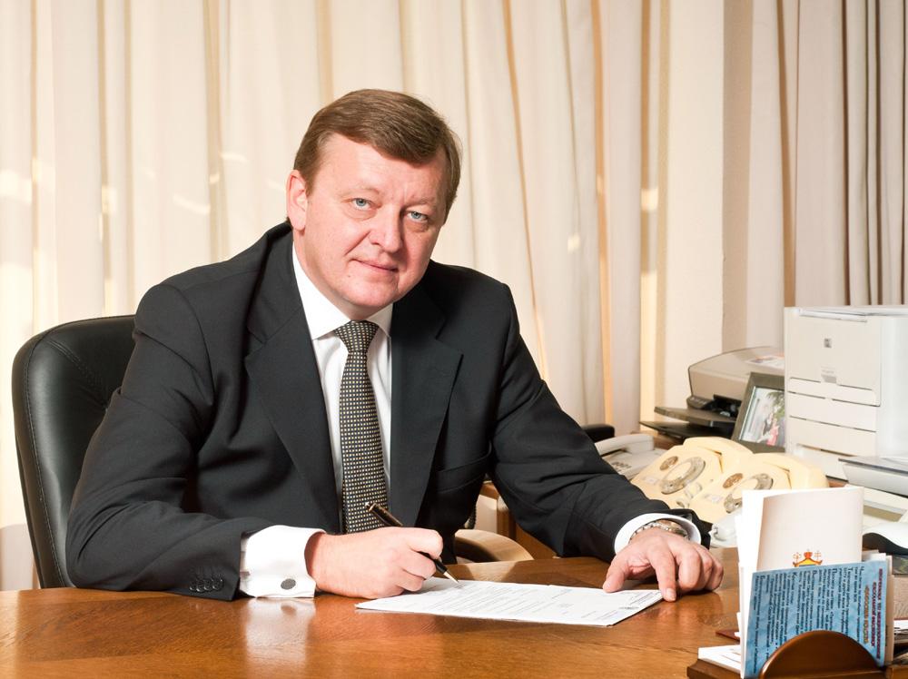 HE Sergei Aleinik