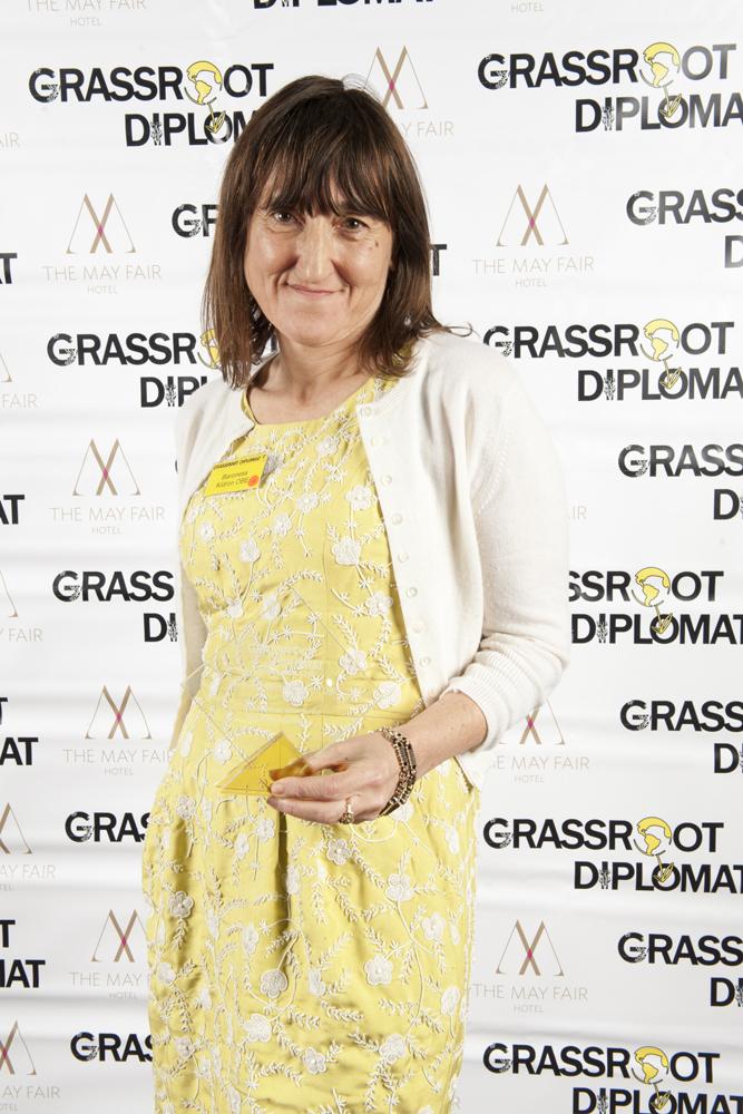 Winner Baroness Beeban Kidron OBE
