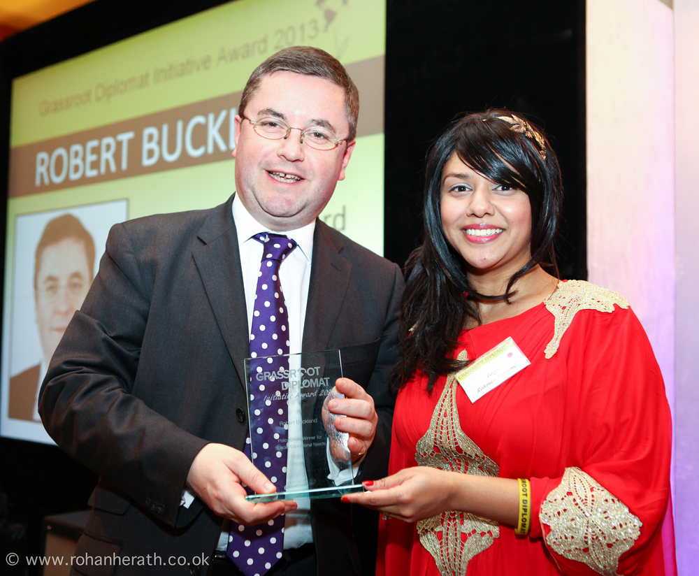 Robert Buckland MP QC and Talyn Rahman-Figueroa