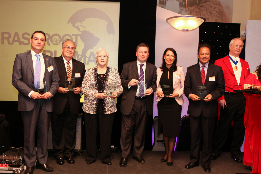 2013 Winners of Grassroot Diplomat Initiative Award