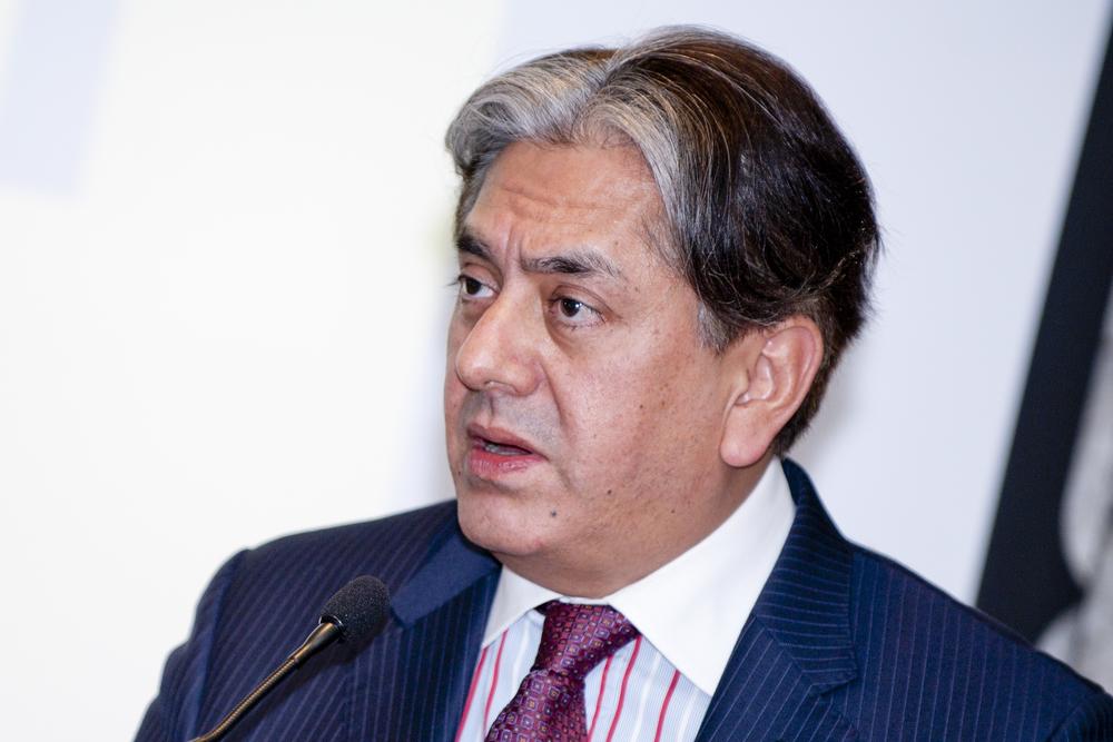 Minister David Najera (Mexico)