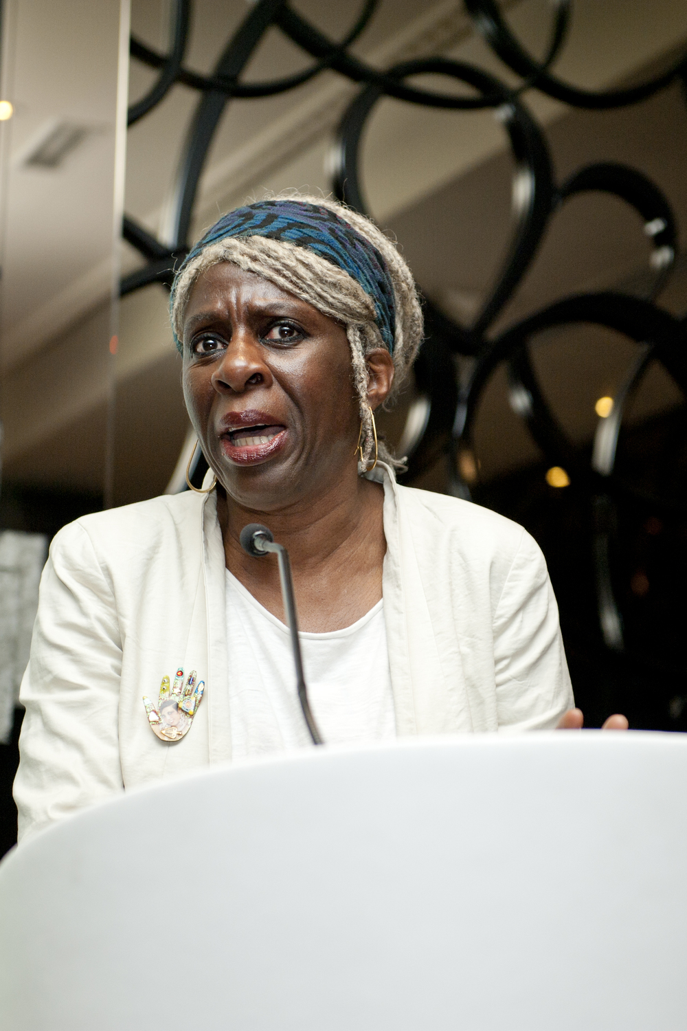 Baroness Young OBE