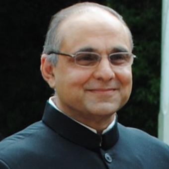 HE Syed Abbas (Pakistan)