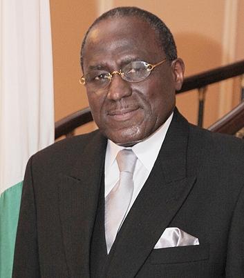 HE Claude Bouah-Kaman (Ivory Coast)