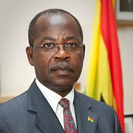 HE Kwaku Danso-Boafo (Ghana)