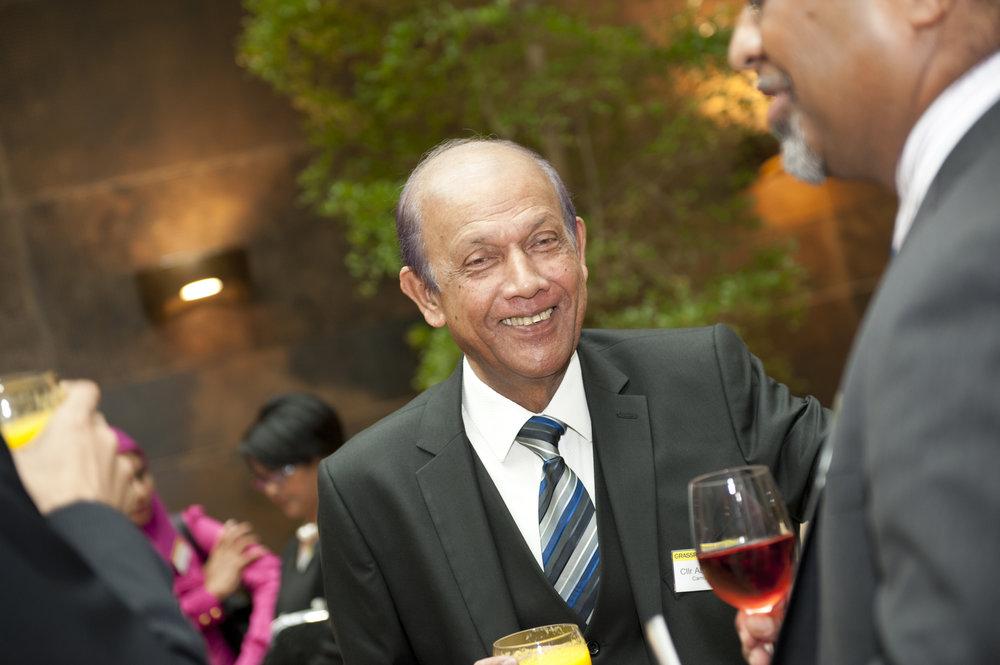 Councillor Abdul Quadir