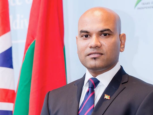 Ahmed Shiaan