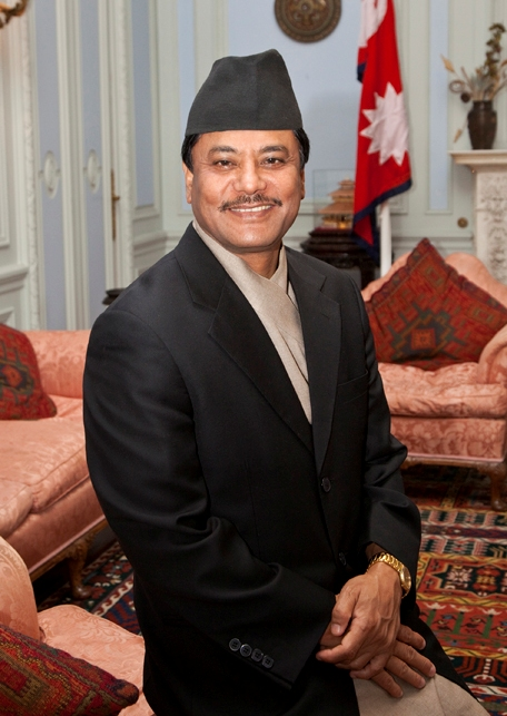 HE Dr Suresh Chandra Chalise