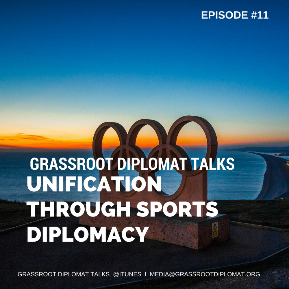 011 Unification through Sports Diplomacy