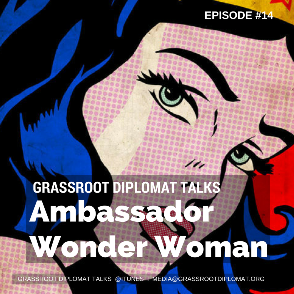014 Ambassador Wonder Woman