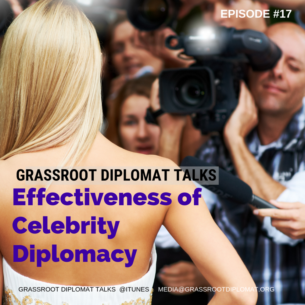 017 Effectiveness of Celebrity Diplomacy