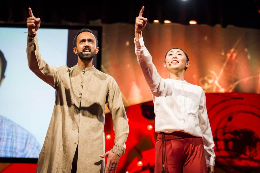 Hetain Patel and Yuyu Rau