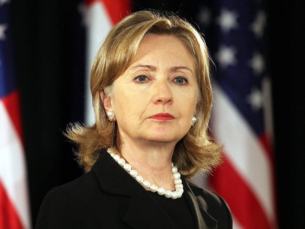 AUTHOR: Hillary Clinton