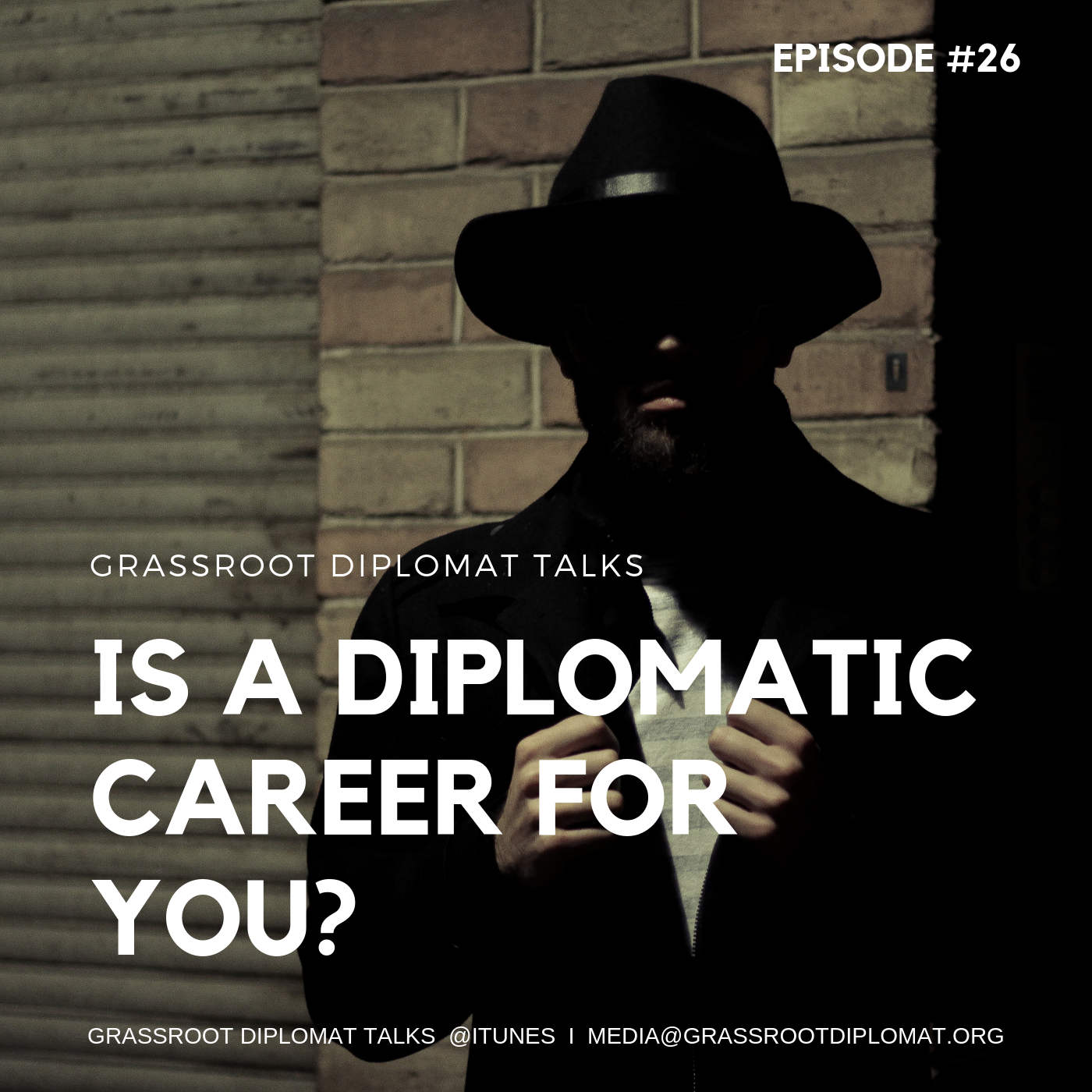 Is a Diplomatic Career for you?