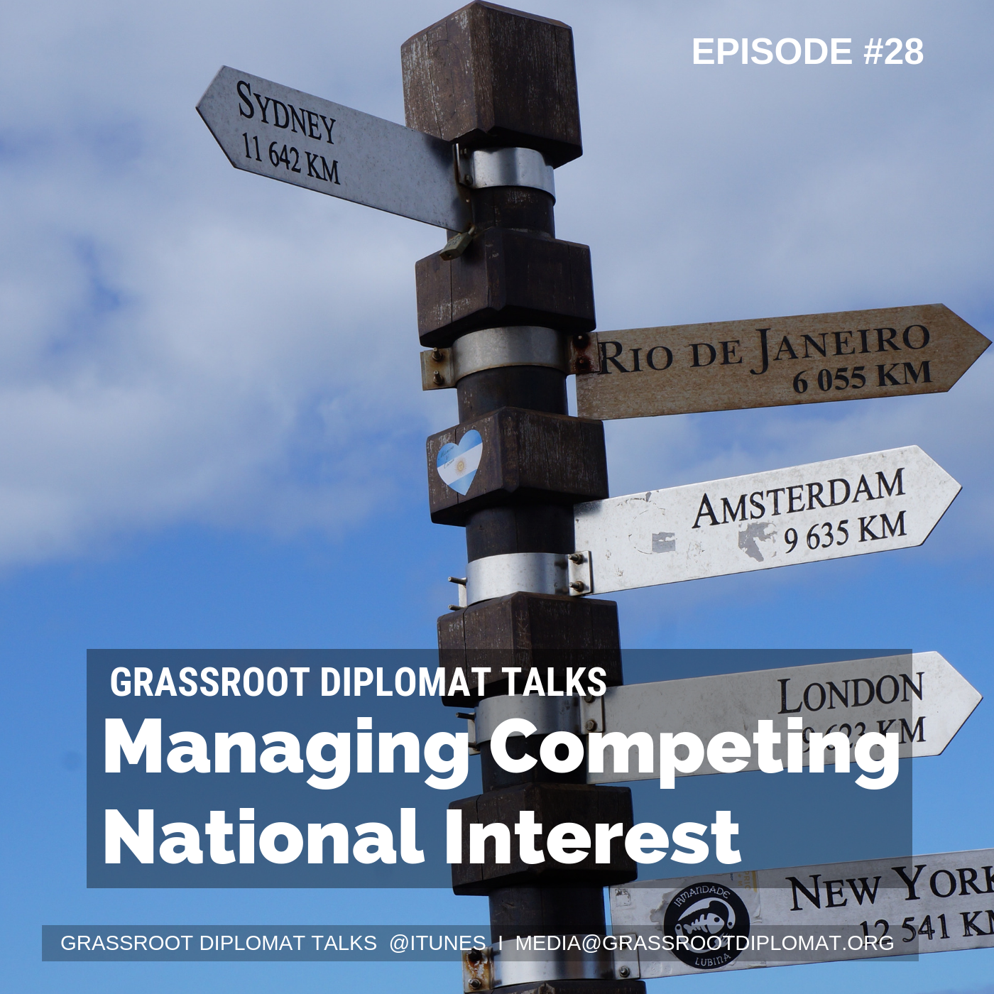Managing Competing National Interests