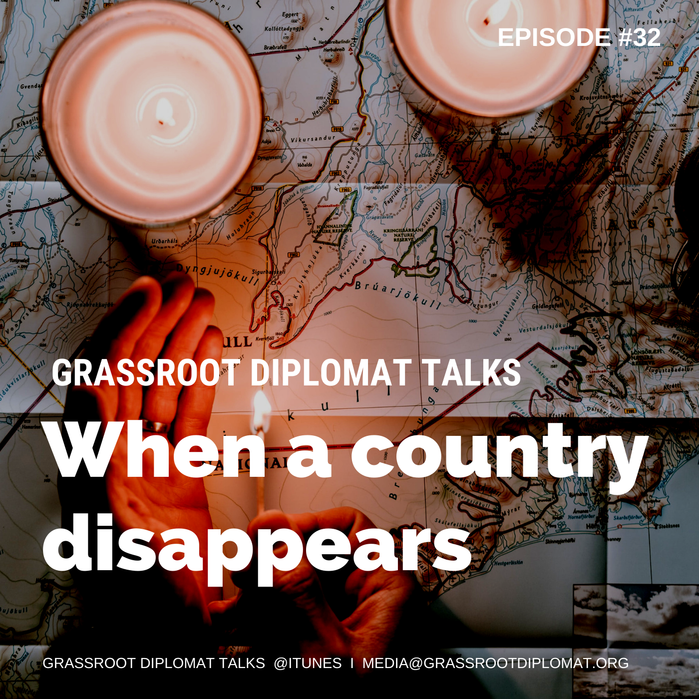 When a Country Disappears