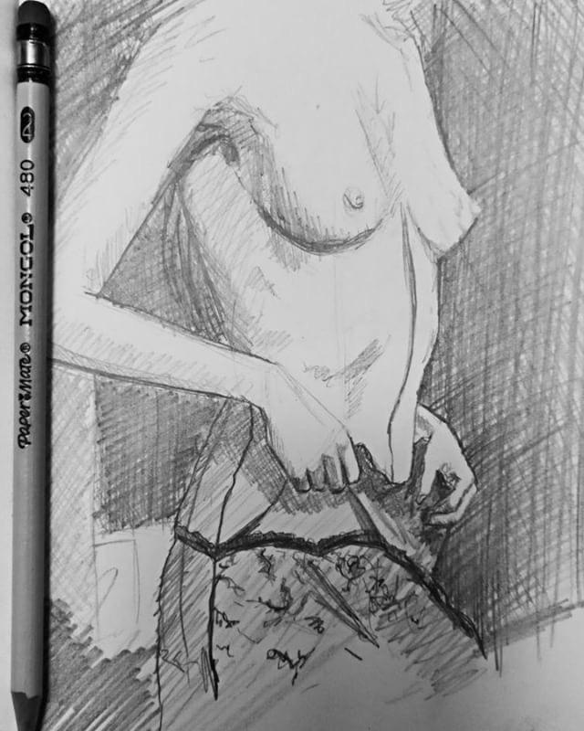 Art work sketched by Sara Fuentes Art ( @sarafuentes_art )