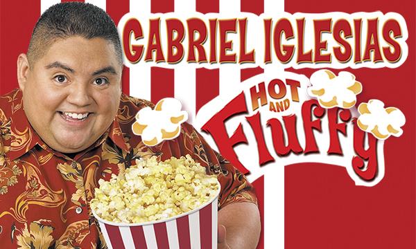 Hot and Fluffy Gabriel Iglesias