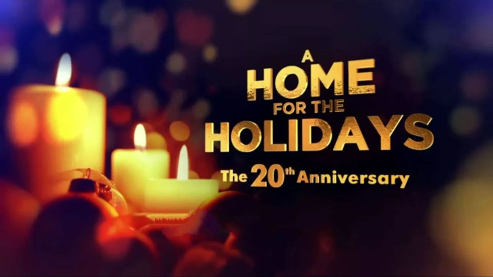 A Home for The Holidays - CBSThe 20th anniversary special, hosted by LL Cool J and Gwen Stefani