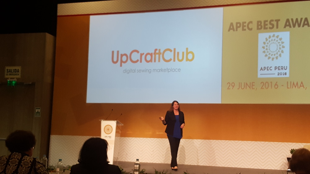 UpCraft Club APEC Best pitch