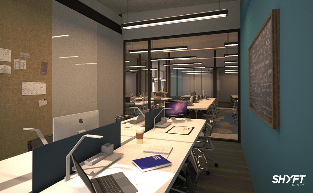Internal Office View