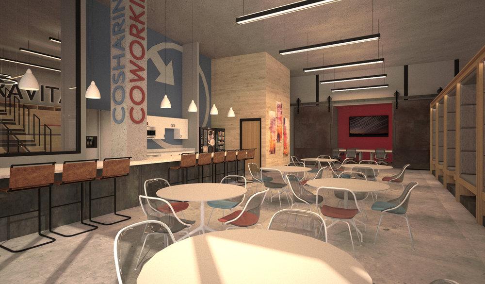Event Space & Kitchen