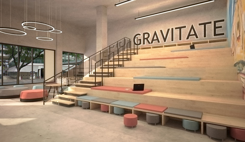 Stairitorium Event Space