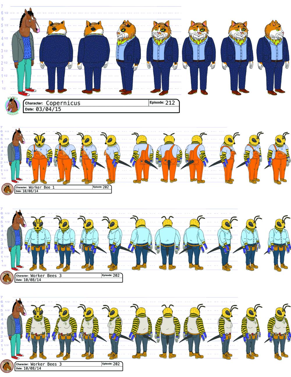 Bojack sheets.jpg