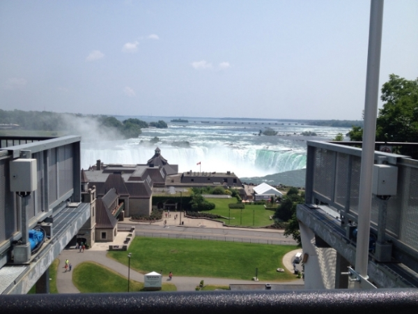 Niagara Falls, Canada View