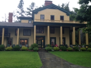 The Glen Iris Inn was the home of William Pryor Letchworth