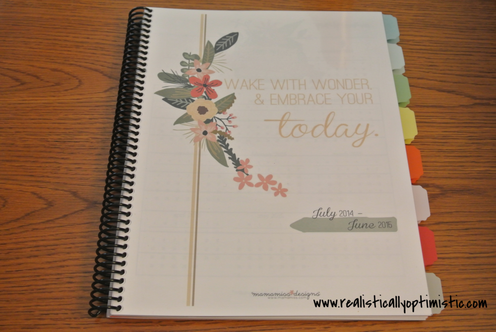 Mid-Year Blogger Planner & Calendar by Mama Miss Designs