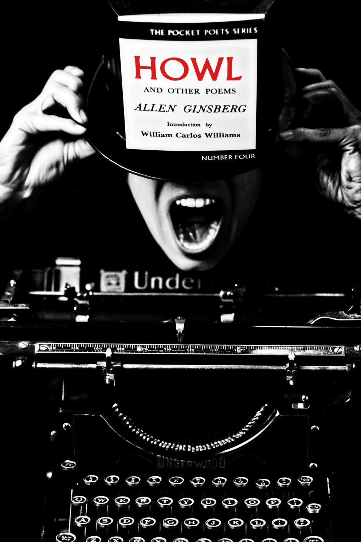 HOWL - Allen Ginsberg's full poem with music