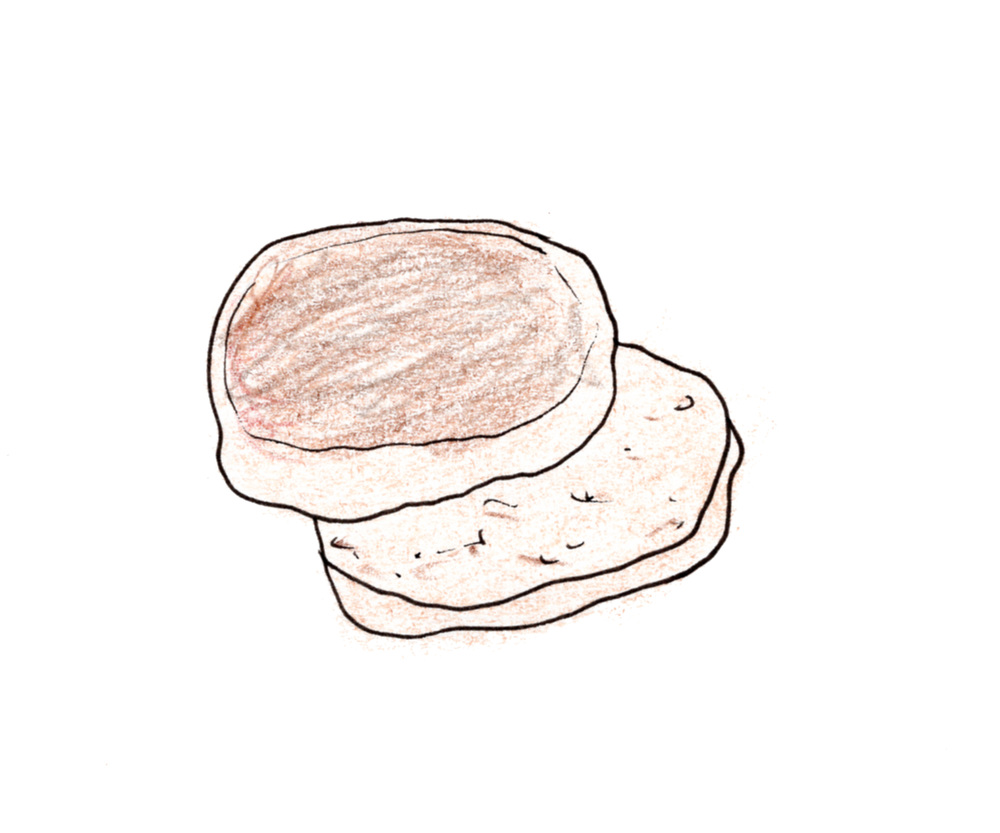 bread items ranked kelly fadem Muffin Top 16 english muffin