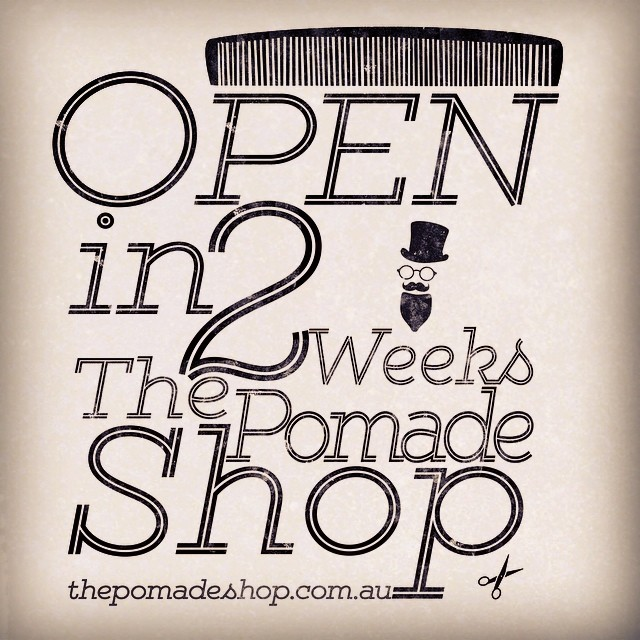 www.thepomadeshop.com.au  #comingsoon #legrassephotography #thepomadeshop #menspomade #pomade #grooming #barbersupply #buyonline #menshair #pomp #fade #groomnzoom #barberlife #trim #tapercut #beards #moustache #slickanddestroy #thepomadeshopaus
