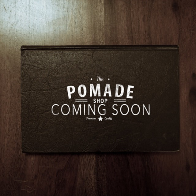 #comingsoon #menspomade #pomade #grooming #menshair #pomp #fade #groomandzoom #barberlife #trim #tapercut #beards #moustache #slickanddestroy #uppercut #layrite #shinergold #thepomadeshopaus #slickback #rockabilly
