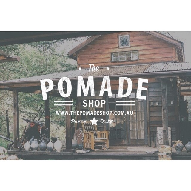 Follow us on tumblr & facebook! (thepomadeshopaustralia) Australia's largest range of pomades! #thepomadeshop #menspomade #itpaystolookyourbest #pomade #grooming #barbersupply #buyonline #menshair #pomp #fade #groomnzoom #barberlife #trim #tapercut #beards #moustache #slickanddestroy #thepomadeshopaus