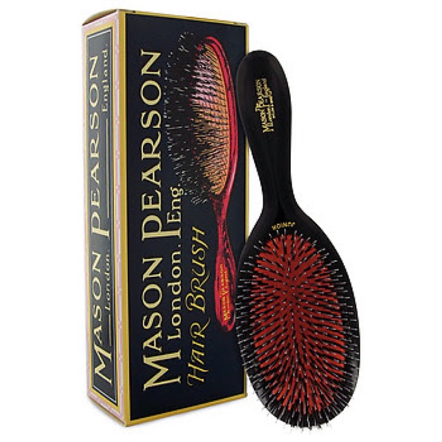 For those who don't know of Mason Pearson brushes. They have been made using the finest quality materials since the 19th century. Made in England using Pure boar bristle (also in nylon/boar) #nowavailable #thepomadeshop #mensstyle #beards #mensgrooming #masonpearson