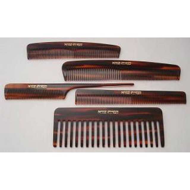 The full Mason Pearson comb range is coming next week..     Handmade in Switzerland using the finest quality materials available to ensure your hair receives the treatment it deserves    #handmade #masonpearson #haircombs #bearcombs #mensgrooming #mensstyle #vintage #dapper #vintage #thepomadeshop