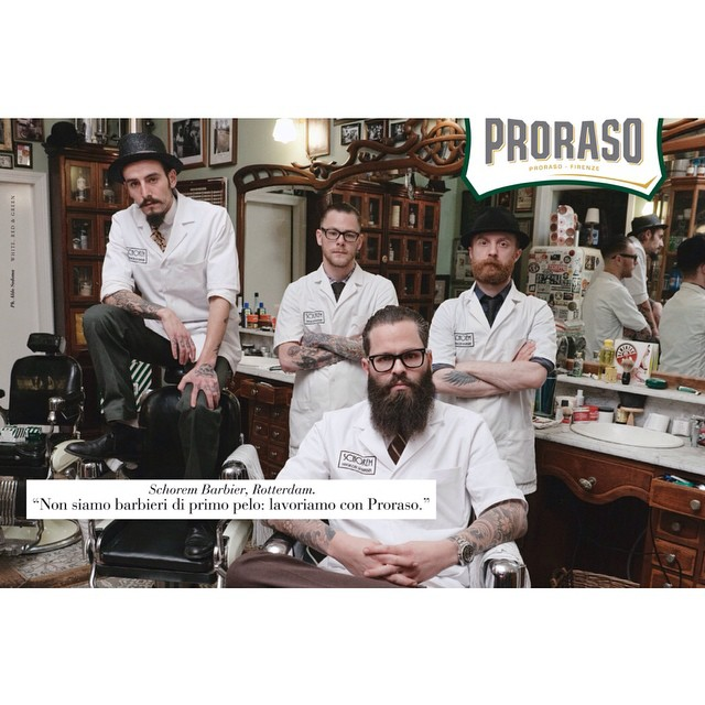Coming This Week Proraso! Smell like you just left the barber everyday. @schorembarbier #prorasoshaving #thepomadeshop #thepomadeshopaus #mensstyle #mensgrooming #vintage #oldskool