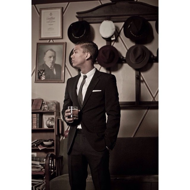 When it comes looking your best…JS Sloane will get you that clean & dapper look every time @jssloane #keepshairneatallday #jssloane #thepomadeshop #mensstyle #pomade #vintage #dapper #oldskool