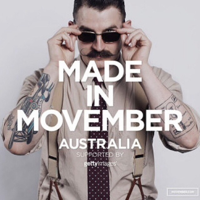 Tomorrow marks the beggining of a very important month. Getting behind this is important to us & we will be donating $1 from every Mo, Beard & Comb to support the cause.  Get behind @movember & grow what u can! Hashtag #thepomadeshop we will also be giving away small pack to the best mo at the end of the month!    #movember #menshealth #cancer #mentalhealth #awareness