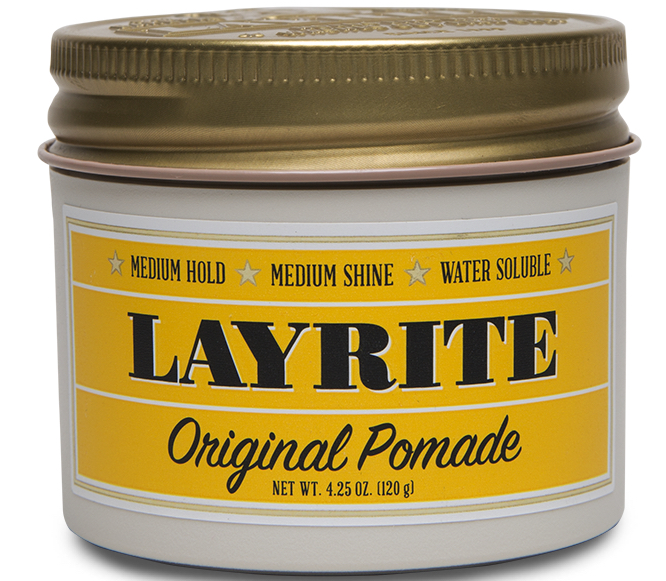 LAYRITE POMADES & GROOMING SPRAYS