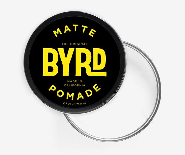 BYRD POMADES & SURF SPRAYS