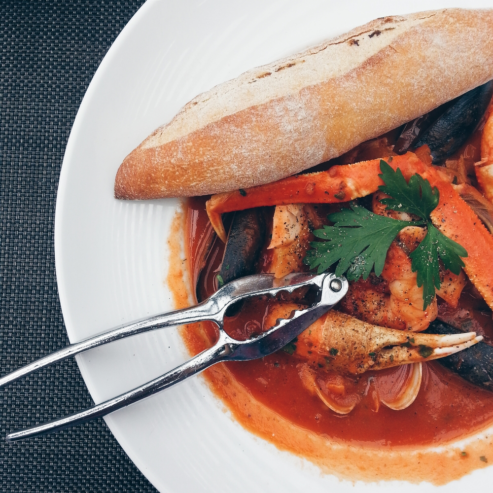 Dockside Cioppino