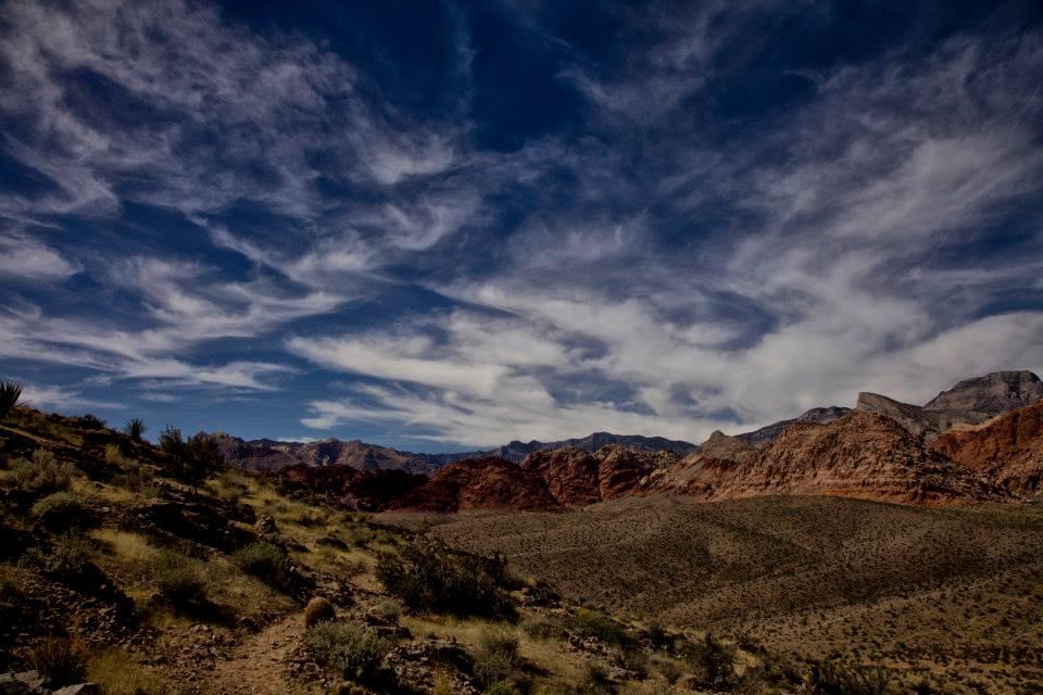 Calico Basin, NV