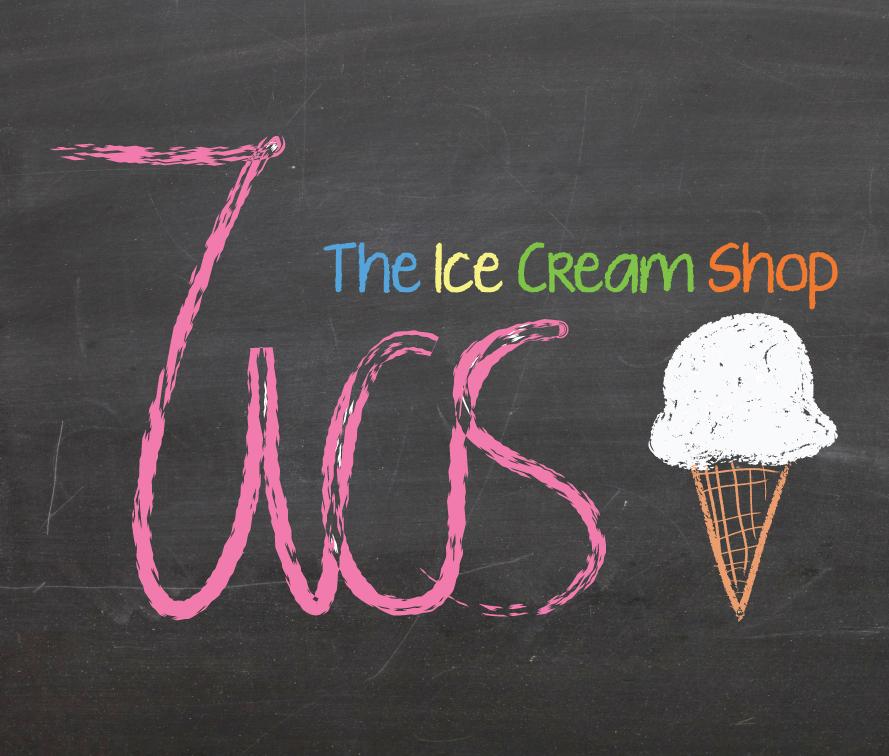 Ice Cream Shops Logos Logo of Tics The Ice Cream