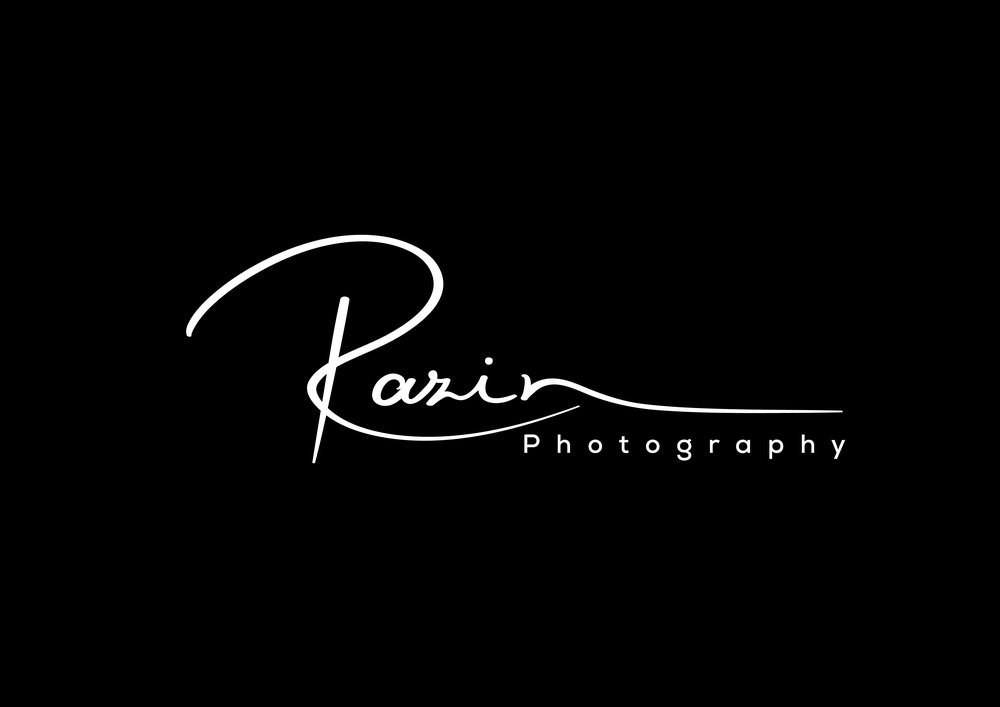 razin photography logo 2017