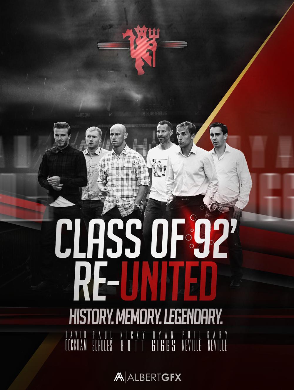 Class of 92 — football factory.