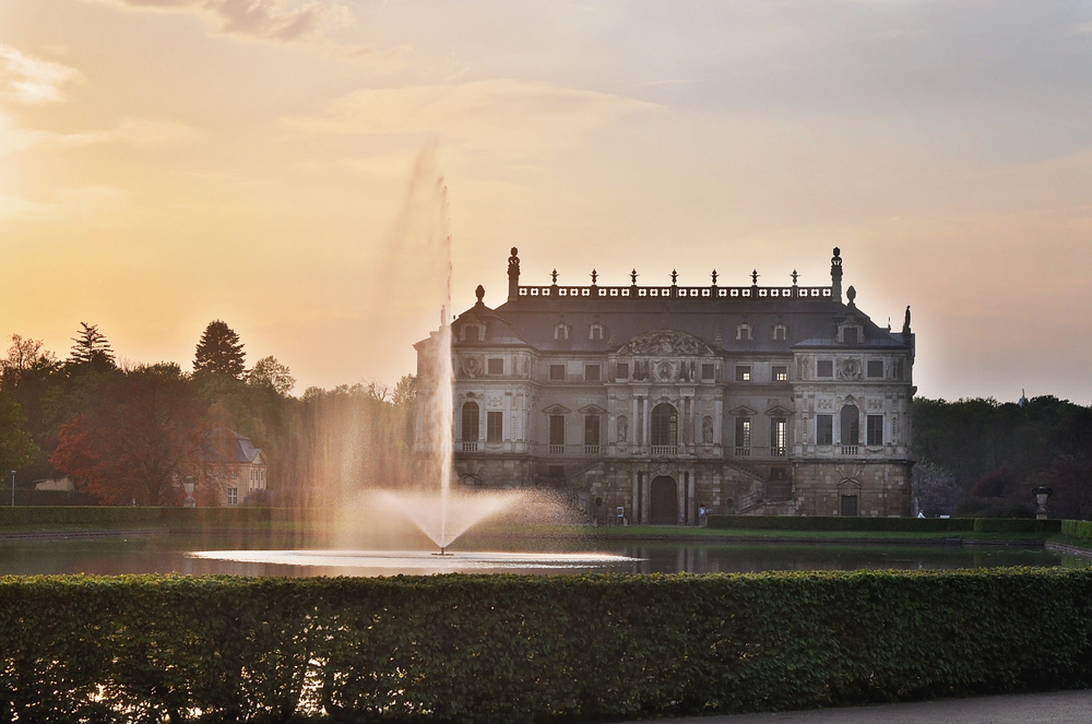 Dresden Germany Großer Garten