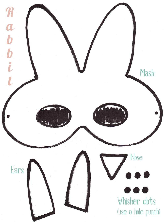 Rabbit Mask 2